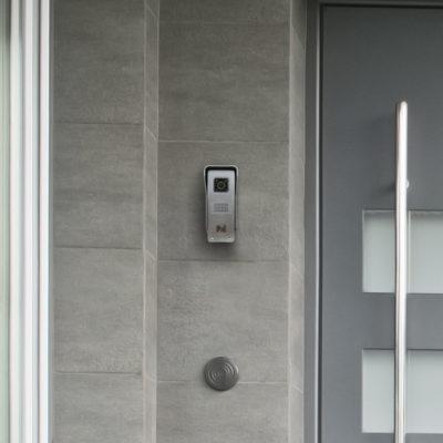 Slimme Deurbel Met Camera Smart Home Beveiliging