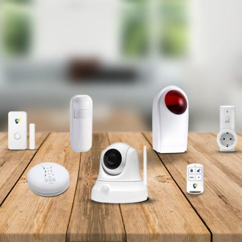 Smart Home Beveiliging Pakketten
