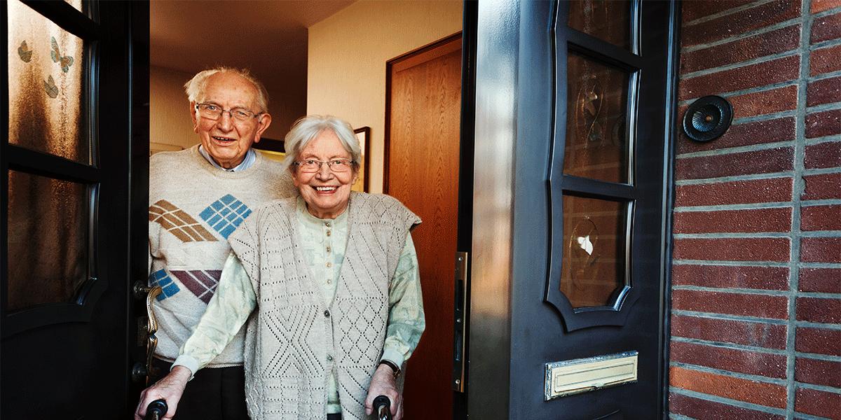 veilig wonen voor ouderen