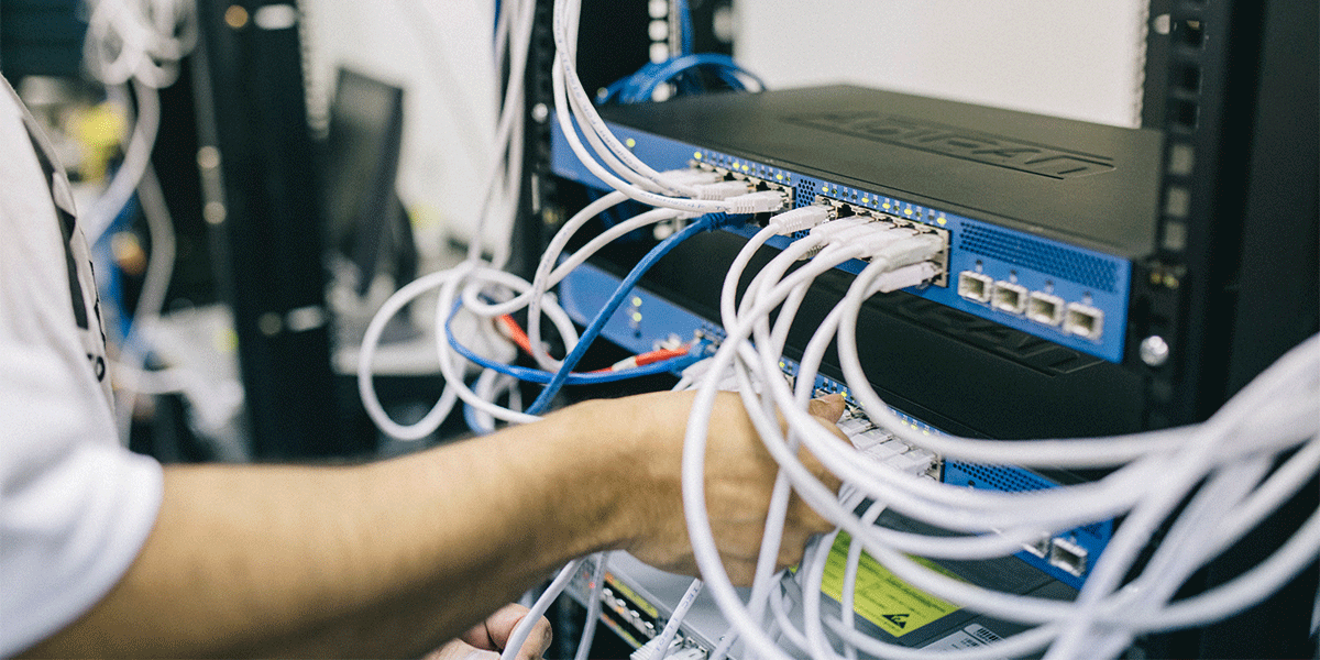 internet verbindingen voor een ip camera