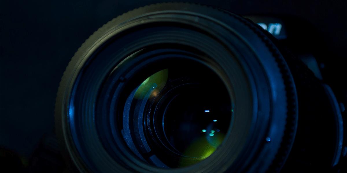 slechte beelden camera