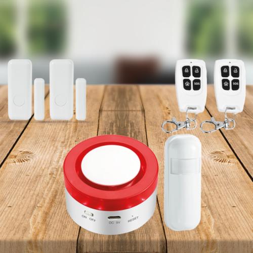 Smartsiren alarmsysteem