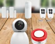 smart home beveiliging plus pakket alarm