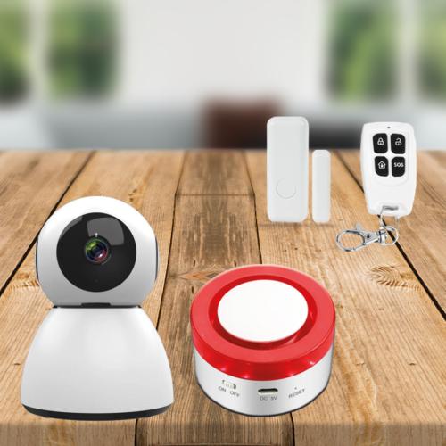 smart home beveiliging start pakket