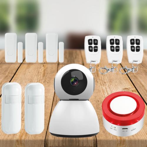 smart home beveiliging pro pakket met camera