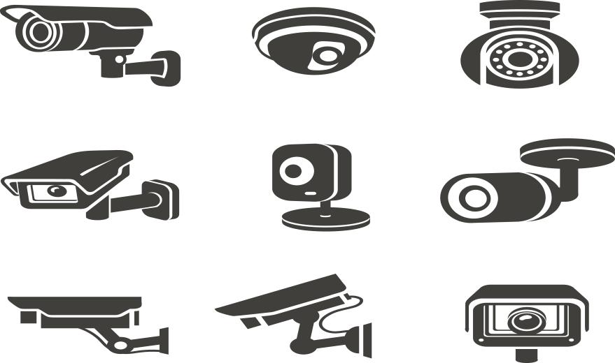 Verschillende soorten camera