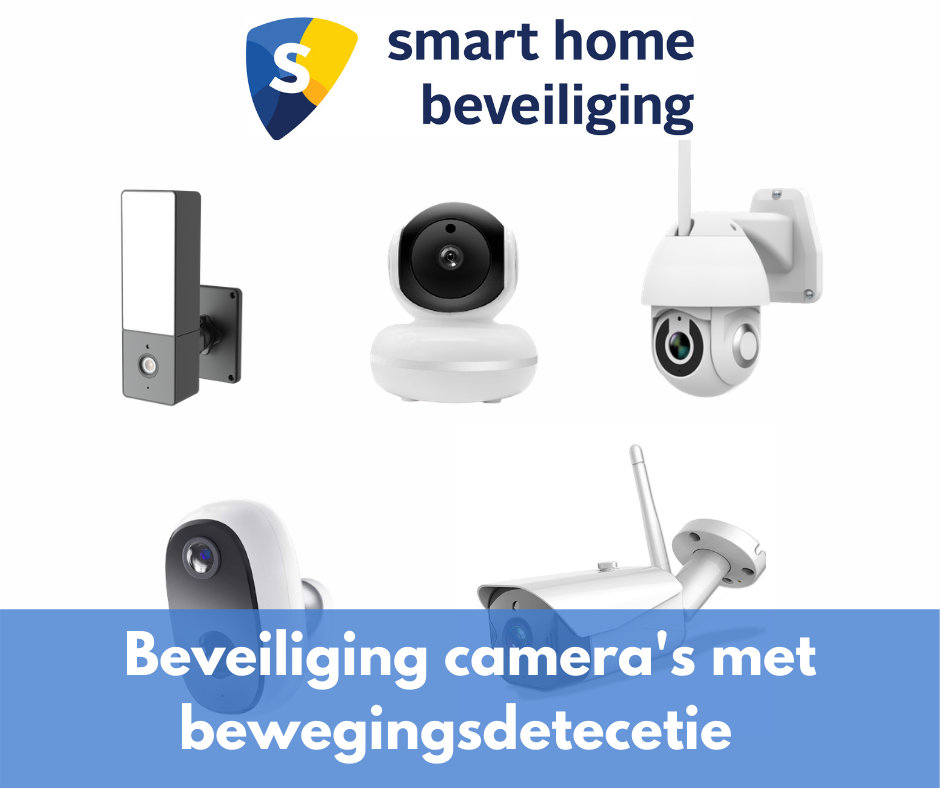 Hebben Smart Home Camera's bewegingsdetectie?