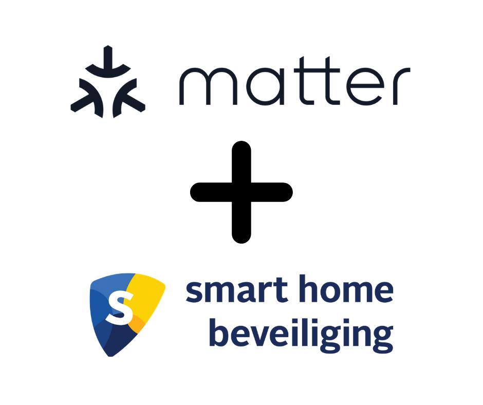 Matter en Smart Home Beveiliging